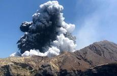 New Zealand cấp bách nhập da người từ Mỹ để cứu nạn nhân núi lửa