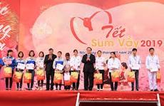 Hưng Yên tổ chức 'Ngày hội Công nhân - Tết sum vầy'