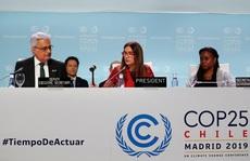 Hội nghị COP25 và cơ hội bị bỏ lỡ