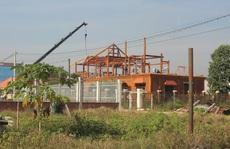 Đồng Nai: Tháo dỡ biệt thự gỗ xây dựng trái phép ở cù lao