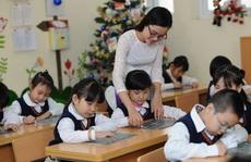 Giáo viên được tăng nhiều khoản phụ cấp trong năm 2020