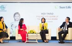 Sun Life Việt Nam tiếp tục chuỗi chương trình 'Phụ nữ với quản lý tài chính cá nhân'