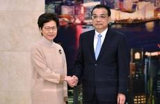 Lãnh đạo Hồng Kông 'đi nhận chỉ thị' ở Bắc Kinh