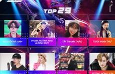 29 tiết mục xuất sắc vào bán kết VOV's Kpop Contest