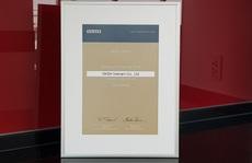 DKSH giành giải thưởng 'Nhà phân phối của năm' từ WACKER