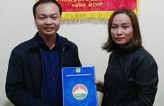 Hà Nội: Thăm hỏi đoàn viên bị bệnh nan y