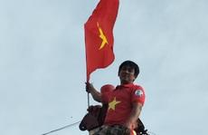 Trao 1.000 cờ Tổ quốc cho ngư dân Tiền Giang