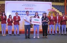 Trung tâm TDTT Quận 1 khen thưởng HLV, VĐV tham dự SEA Games 30
