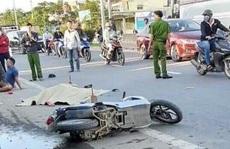 Ô tô bỏ chạy sau khi tông chết cô gái 29 tuổi
