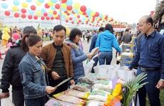 Hải Phòng: Tổ chức phiên chợ Tết phục vụ công nhân