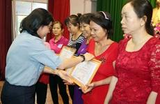 Tuyên dương nữ chủ nhà trọ chăm lo cho công nhân