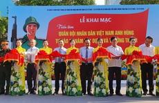 Tự hào 75 năm ngày thành lập quân đội Nhân dân Việt Nam