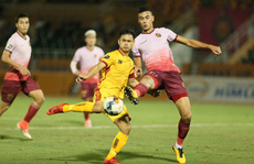 Chờ sức bật mới của bóng đá TP HCM: Nỗi khổ của Sài Gòn FC
