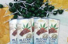 Bộ Công an điều tra việc bán bánh kẹo chứa cần sa ở Hà Nội