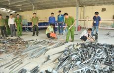 Đồng Nai: Chi thưởng 400 triệu cho những người giao nộp vũ khí, vật liệu nổ