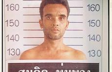 Sát thủ Thái Lan bị bắt bất ngờ vì vết sẹo trên chân mày