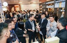 4 m2 cũng mở được quán cà phê Trung Nguyên ở Hà Nội?