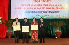 Hà Nội: 72% đơn vị tổ chức hội nghị người lao động
