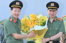Đại tướng, Bộ trưởng Bộ Công an Tô Lâm làm việc với Công an Đồng Nai