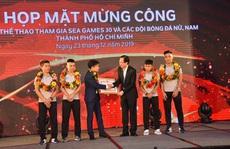 Thể thao TP HCM chinh phục tầm cao mới