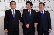 Tìm đột phá tại thượng đỉnh Trung - Nhật - Hàn
