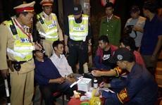 Cảnh sát 113 bắt giữ 2 đối tượng cùng ôtô chở hàng 'nóng' và ma túy