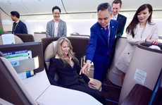 'Siêu máy bay' Boeing 787-9 Dreamliner mới nhận của Bamboo Airways sẽ bay đường bay nào?