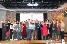 Hiệp hội Doanh nhân và Đầu tư Việt-Hàn ra mắt chi hội tại Gyeonggido