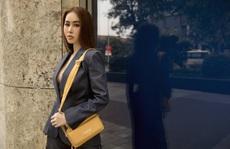 Hoa hậu Phan Ngọc Hân lệch đốt xương sống do... giày cao gót