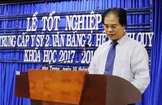 Tạm dừng công tác hiệu trưởng để Trường Cao đẳng Y tế Khánh Hòa lạm thu, chi hơn 28 tỉ đồng