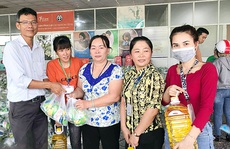 Công ty TNHH Pousung Vina: Hơn 4,4 tỉ đồng quà Tết cho người lao động
