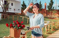 Lý Nhã Kỳ khai trương resort lãng mạn ở Đà Lạt