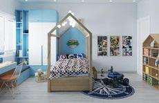 Mê mẩn với những mẫu thiết kế phòng ngủ dành riêng cho bé