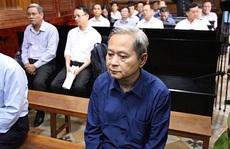 Chủ tọa phiên xử bị cáo Nguyễn Hữu Tín nói về việc giải mật tài liệu