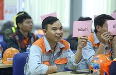 Truyền thông cho công nhân về HIV