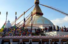 Cuộc sống bình lặng đến bất ngờ ở Nepal