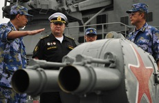 Iran - Nga - Trung tập trận chung, Mỹ hô hào đồng minh