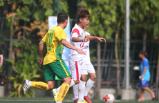 Lê Bảo Minh thắng kịch tính chung kết, đoạt chức vô địch Giải HUBA FOOTBALL - TONA CUP 2019