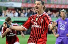 Lão tướng 38 tuổi Ibrahimovic thề 'giải cứu' AC Milan