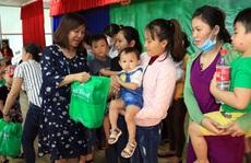 Đồng Nai: Tặng quà, vé xe Tết cho công nhân