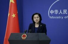 Trung Quốc cấm tàu và máy bay quân sự Mỹ đến Hồng Kông
