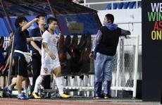Tình trạng chấn thương của Quang Hải ra sao?