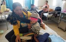 Sau bữa ăn từ thiện, gần 100 trẻ ở Lâm Đồng nhập viện cấp cứu