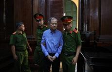 Clip: Bị cáo Nguyễn Hữu Tín và cấp dưới nói gì trước khi tòa tuyên án?