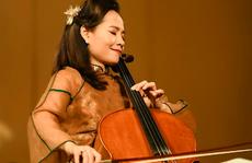 Đinh Hoài Xuân thăng hoa trong Cello Fundamento Concert 4