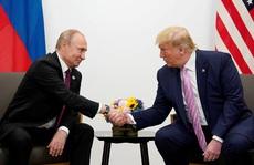 Tổng thống Putin điện đàm, cảm ơn Tổng thống Trump