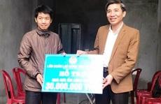 Ninh Bình: Gần 2 tỉ đồng hỗ trợ đoàn viên nghèo an cư