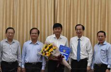 UBND TP HCM điều chỉnh nhân sự lãnh đạo tại Tổng Công ty Cấp nước Sài Gòn
