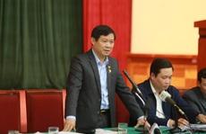 Vụ án Nhật Cường: Lãnh đạo Hà Nội làm việc với các cơ quan có cán bộ bị bắt để ổn định tư tưởng