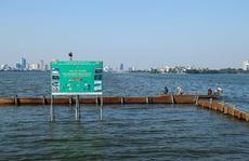 Xử lý nước sông Tô Lịch: Chọn phương án nào?